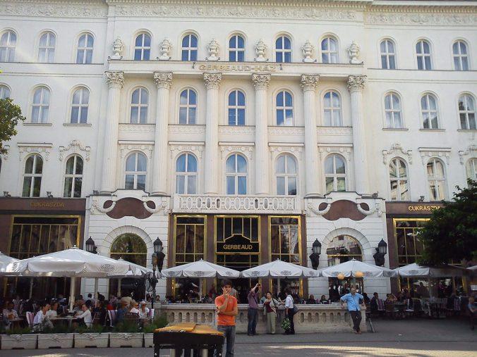 Hild József | Gerbeaud-ház, Budapest | Kitervezte.hu